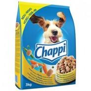 CHAPPI Hrană uscată pentru câini, cu Pasăre şi Legume 15 kg